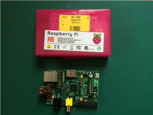 Raspberry Pi Rev.1
