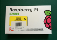 Raspberry Pi Rev.2箱