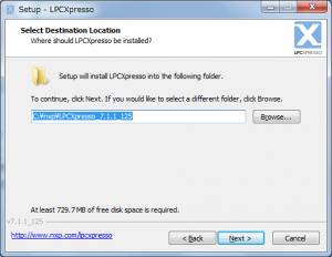 LPCXpressoインストール4