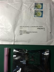 HiFiBerry梱包