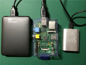 Raspberry Pi Audio構成