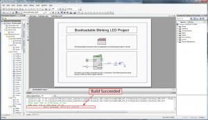 PSoC4 Build OK